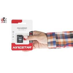 کارت حافظه کینگ استار 32 گیگابایت کلاس 10 سرعت 85MB/s