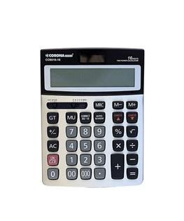 ماشین حساب کرونا مدل 16-9016