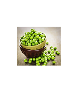 نخود سبز منجمد فله