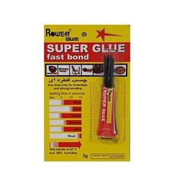 چسب قطره ای روور مدل Super Glue حجم 3 میلی لیتری