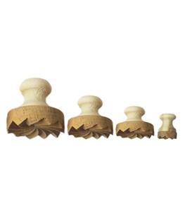 چاپ چوبی مخروطی