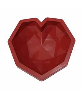 قالب ژله سیلیکونی طرح قلب  کد 1127