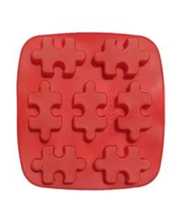 قالب کیک و ژله سیلیکونی طرح پازل کد 2133