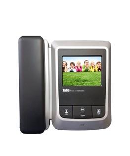 گوشی درب بازکن تصویری تابا مدل TVD - 1090 M 200