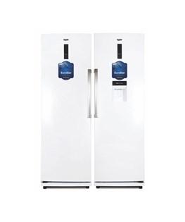 یخچال و فریزر دو قلوی یورو استار مدل ENR-592