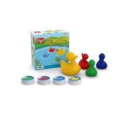 بازی فکری مرغابی های رنگی