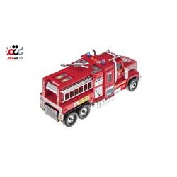 ماشین اسباب بازی دورج توی طرح آتش نشانی