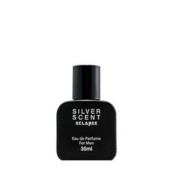 ادو پرفیوم مردانه silver scent اسکلاره 35 میلی لیتری