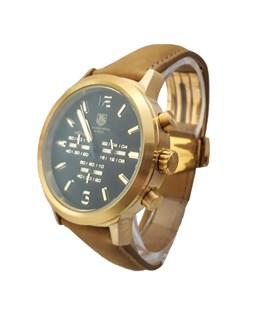 ساعت مچی عقربه ای مردانه تگ هویر مدل 0013G