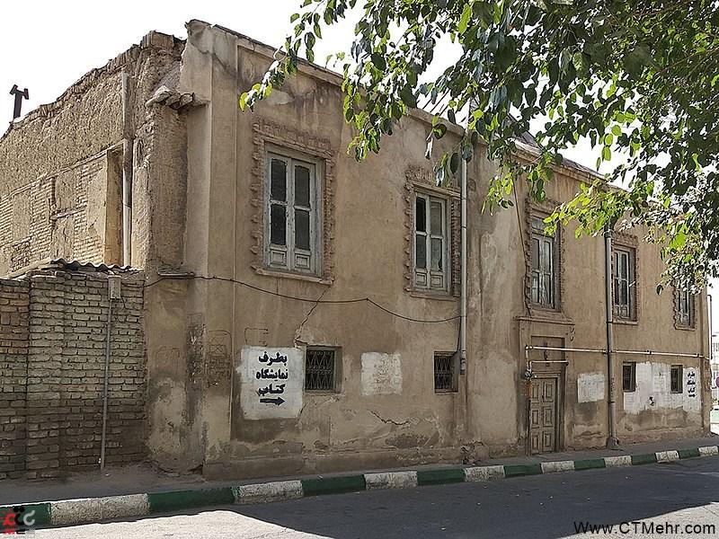 خانه خدیوی زنجان - فروشگاه اینترنتی سی تی مهر